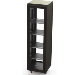 3. Floor Standing Welded Racks