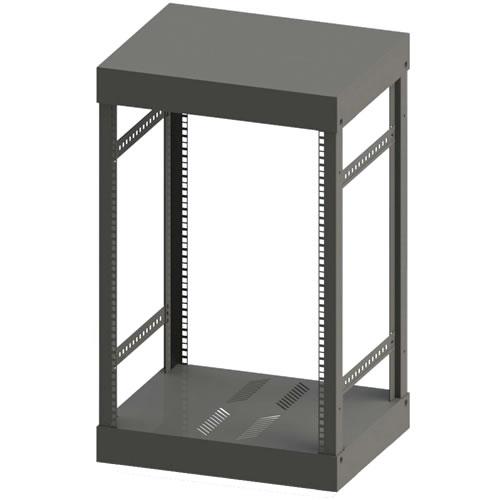 Floor Standing Flatpack Rack